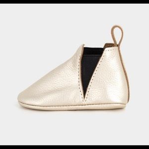 Freshly Picked Gold Chelsea Boot soft sole
